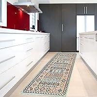 Xwuhan bar,kitchen floor mats,non-slip mat waterproof, oil-proof,flame retardant mat door door door mat-C 50x120cm(20x47inch)