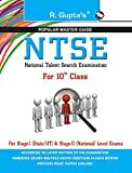 #3: National Talent Search Examination (NTSE) Guide for 10th Class: with Previous Papers (Solved) (Big Size): For Stage I and Stage II (Popular Master Guide)