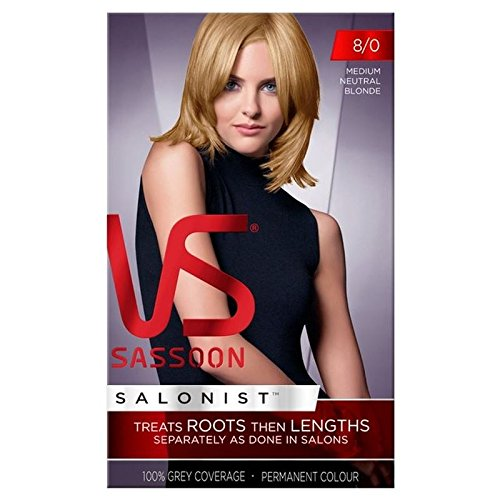vidal-sassoon-hair-dye-medium-neutral-blonde-8-0-pack-of-4