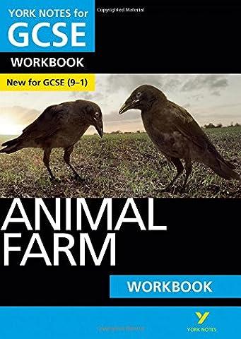 Animal Farm: York Notes for GCSE (9-1) Workbook