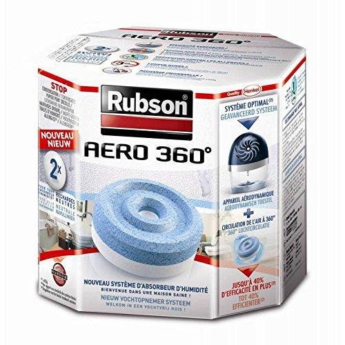 Recharges Aero 360 - Rubson - Recharges 2x AeroTab