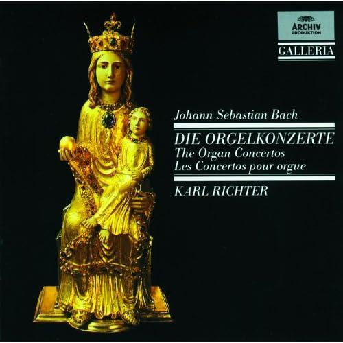 J.S. Bach: Organ Concerto in A minor, BWV 593 after Vivaldi's Concerto Op.3 No. 8 - 3. Allegro