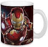 Semic Distribution - Smug071 - Ameublement Et Décoration - Mug Avengers 2 : Age of Ultron - Iron Man