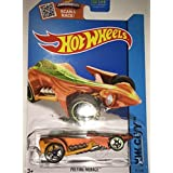 [Sponsored]Hot Wheels, 2015 HW City, Preying Menace [Brown] Die-Cast Vehicle # 31/250 By Hot Wheels [Parallel Import Goods]