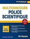 Multiconcours police scientifique