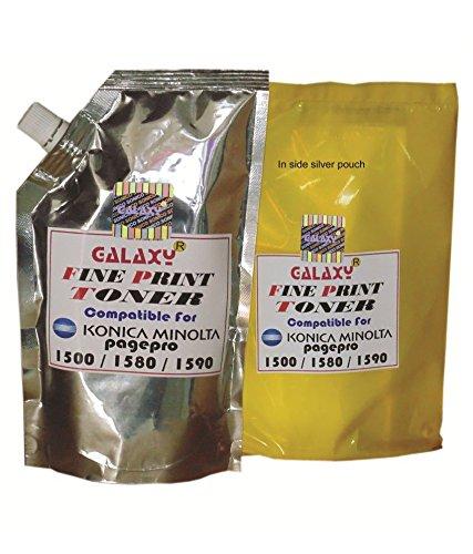 Galaxy Konica Minolta Pagepro Toner For MF1500, 1580, 1590 Multifunction Printer ( Pack Of 5)
