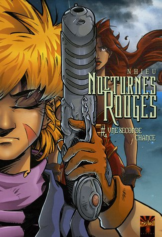Nocturnes Rouges, Tome 4 : Une seconde chance