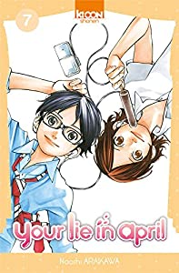 Your Lie in April Edition simple Tome 7