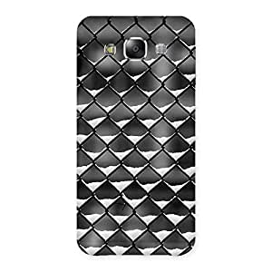 Gorgeous Cage Snow Back Case Cover for Samsung Galaxy E5