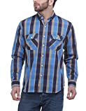 FASH-A-HOLIC Blue Casual Shirt (F-125-Bl...