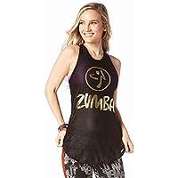 Zumba Fitness Z1t01323 Débardeur Femme