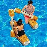 Starter 1 Set Aufblasbar Wasser StoßstangePool Wasser Unterhaltung Spielzeug,-Schwimmtier,Schwimmbad Sommerspielzeug Für Kinder Erwachsene