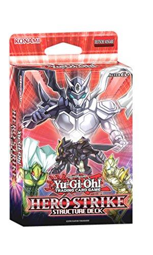 Konami 44155 - Yu-Gi-Oh Hero Strike SD Deutsch, Sammelkarten