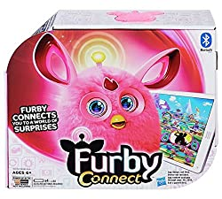 New Furby Connect Friends - Pink