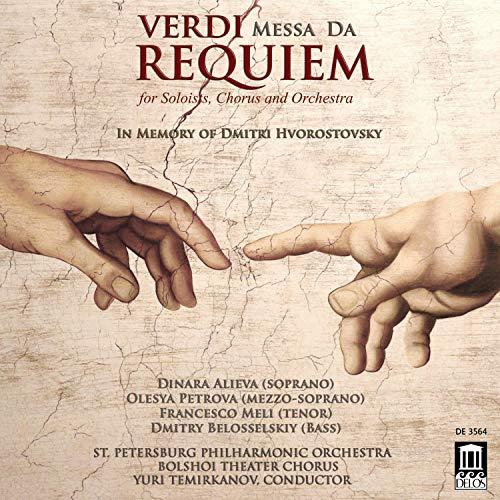 Messa da Requiem: VI. Lux aeterna (Live)