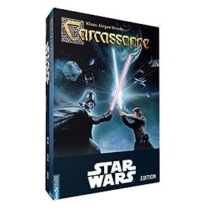 Giochi Uniti gu546-Carcassonne Star Wars