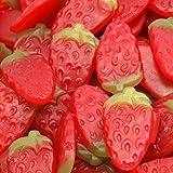 3 Beutel 150g Beutel von Riesen Erdbeeren