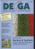: Hecken & Spaliere - Treillagen, mobile Hecken, Heckenpflege, Marktübersicht Heckenscheren, in: DEUTSCHER GARTENBAU, Woche 31, 2. August 2003.