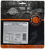 Expedition Foods Chocolate Chip Biscuit Pudding (Dessert Range) - Freeze Dried Meal