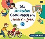 Die schönsten Geschichten von Astrid Lindgren 2 (3CD): Hörspiele, ca. 169 Min.
