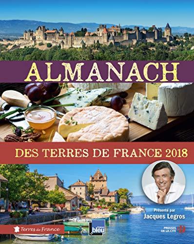Almanach des Terres de France 2018 par COLLECTIF