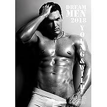 Premium Calendario 2018· DIN A4· Hombres · Man · Hero · Shades Of Sex · Set de regalo con 1tarjeta de felicitación y 1Tarjeta de Navidad (· Edition Alma mágica
