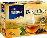 Meßmer Darjeeling 50 Teebeutel, 87,50 g