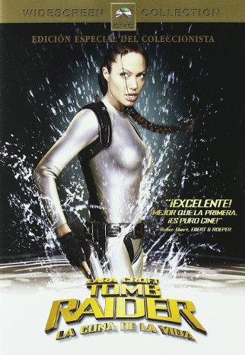 Tomb Raider 2: La cuna de la vida [DVD]