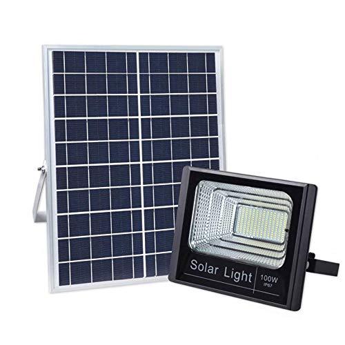 ower LED im Freien IP67 wasserdichtes Straßensicherheits-Flutlicht 6500K 196 LED 5000 Lumen & Fernbedienung ()
