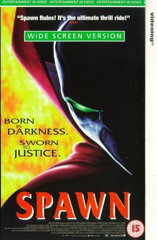Image of Spawn: The Director's Cut [VHS] [1997]