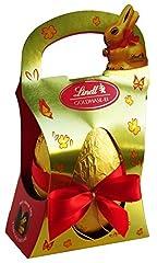 Idea Regalo - Lindt Cioccolato Uovo di Pasqua con Coniglio 230g