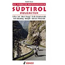 Die schönsten Motorradtouren, Südtirol/Dolomiten
