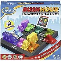 Think Fun - Rush Hour Gioco di Logica, Multicolore, 76300  [Versione Italiana]