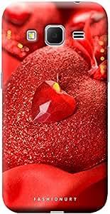 Fashionury Soft Back Case Cover For Samsung Galaxy Core Prime G360-Print14326