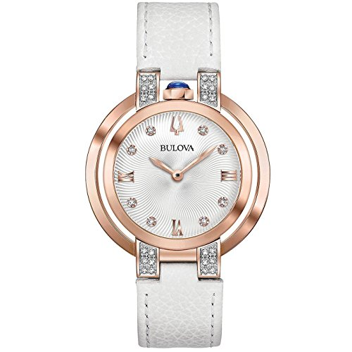 BULOVA RUBAIYAT WOMENS WATCH 98R243
