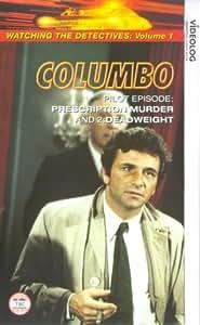 Columbo: Volume 1 [VHS]