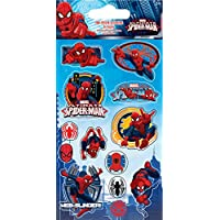 Paper Projects Spider-Man Foiled Sticker Pack,9096233