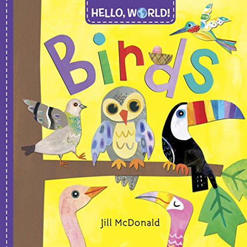 Hello, World! Birds (English Edition)