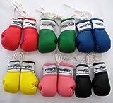 Pro Impact Mini Boxhandschuhe, Kunstleder, rot