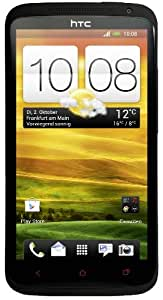 HTC One X+ Smartphone (11,9 cm (4,7 Zoll) Touchscreen, NVIDIA Tegra 3, 8 Megapixel Kamera, 64 GB, 1,7 GHz Quad-Core Prozessor, Android 4.1 OS) schwarz
