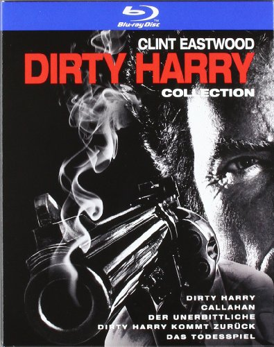 Dirty Harry Blu-ray Collection (Exklusiv bei Amazon.de) -