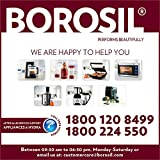 Borosil Nutrifresh BNB400PB11 Blender (Black)