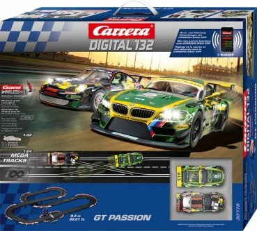 Carrera Digital 132 GT Passion