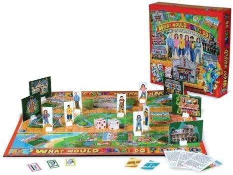 Would Zaki Do Board Game by Spruce Street Six B01A9Q21S8 675795