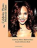 Celebrity Photo: Myleene Klass: Peach Collection Book