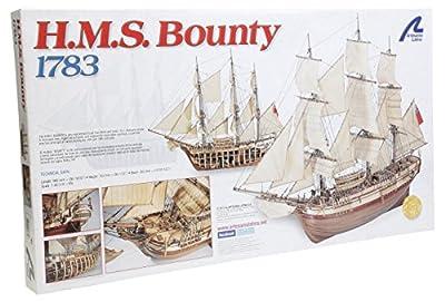 Maquette en bois - HMS Bounty 1783