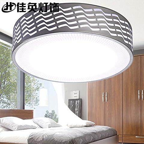 midtawer Il LedLampada da soffitto caldo romantica camera da letto soggiorno luminoso si accende le luci dello studio di illuminazione Ristorante