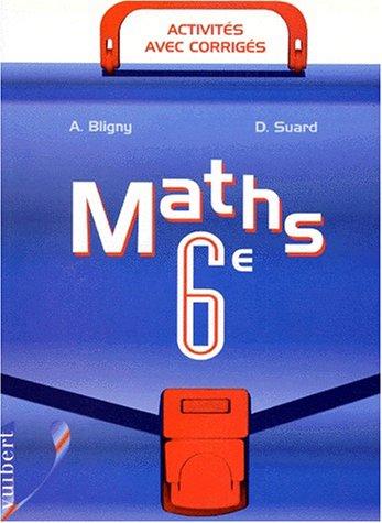 Mathématiques, 6ème