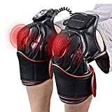 Heat Therapy Knee Physiotherapy Massager Multifunctional for Joint Vibration Pain Relief Suitable
