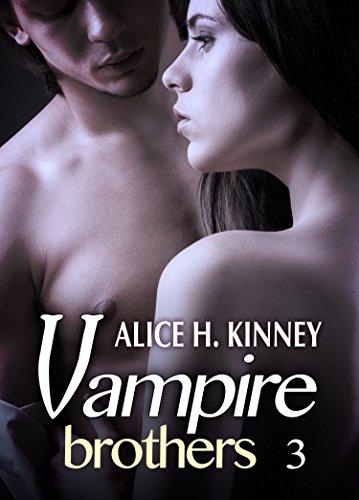 Portada del libro Vampire Brothers - Volumen 3